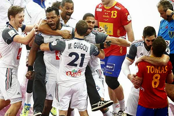 Partido Completo: Francia - España. Semifinal del Mundial de Qatar 2015   Multimedia - Mundo ...